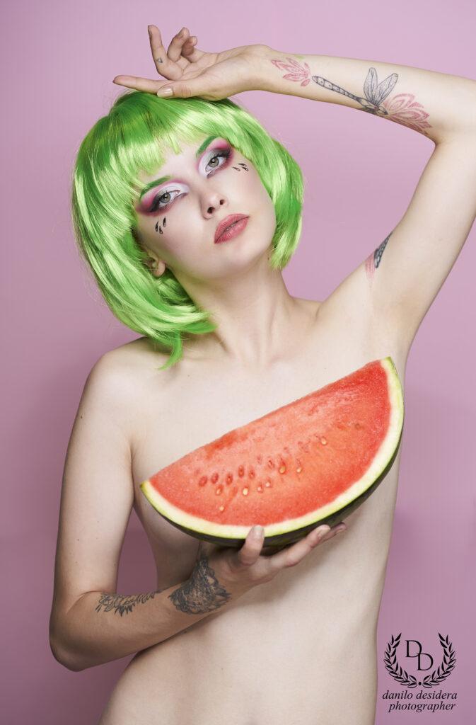 Water meloun